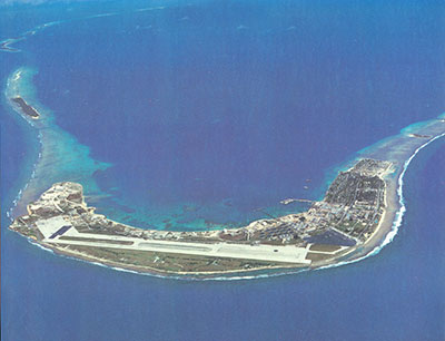 Kwajalein, Marshall Islands
